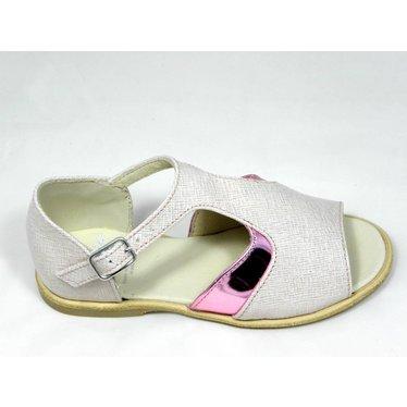 Manuela de Juan Mj sandaal roze blinkend 24-30