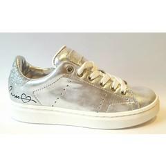 Hip Sneaker zilver 28.29.32.34.35