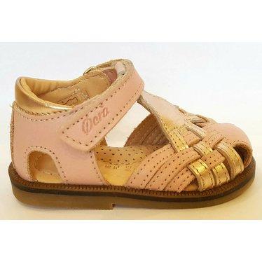 Ocra Sandaal roze/goud 19.20.21.22