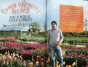 IN MAGAZINE 'LANDLEVEN'.