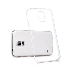 Crystal transparant plastic hoesje Samsung Galaxy S5 / S5 Plus / S5 Neo