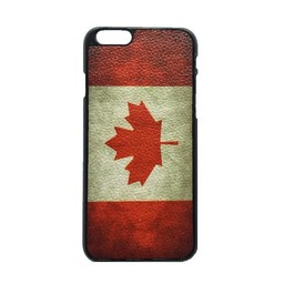 Canadese vlag / Canada - retro hoes iPhone 6 Plus (s)