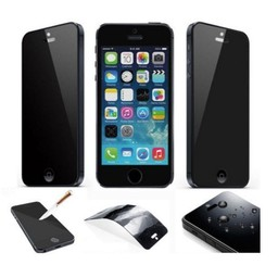 Privacy Tempered Glass / Gehard Glas Screenprotector - iPhone 5 / 5s / 5c
