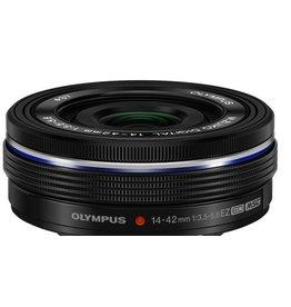 Techstore Bremen Zoom-Objektiv OLYMPUS M.ZUIKO Digital ED 14-42mm F3,5-5,6 EZ inkl. Integration auf X5 Kamera