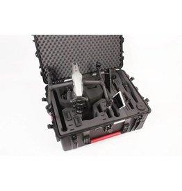 Techstore Bremen DJI Inspire 2 (X4S + X5S) - Landing Mode Koffer ULTIMATE Trolley HPRC 2780W