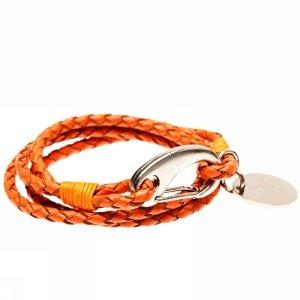 "Armband ""Riviera orange"""