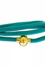 """Loop Armband """"türkis"""""""