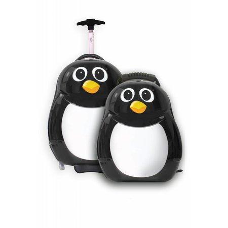 The Cuties and Pals Kinderrugzak Pinguin Peko