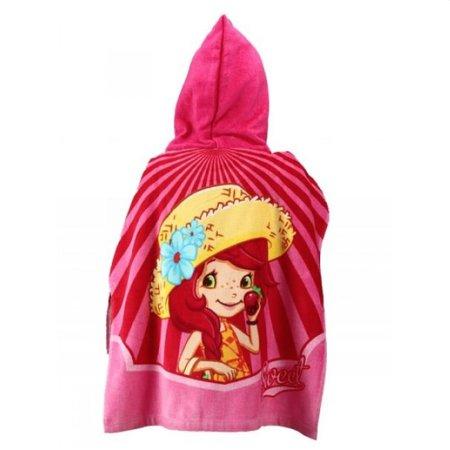 Strawberry Poncho