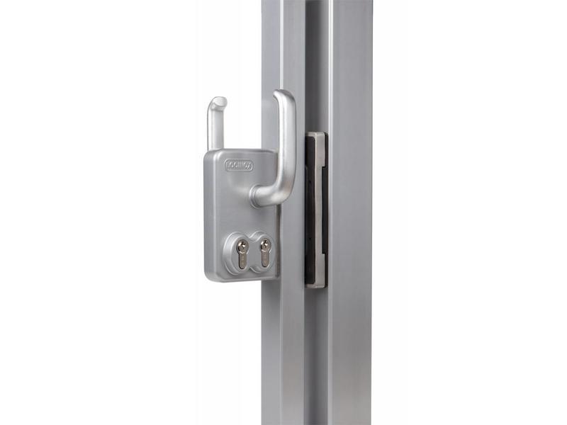 LGKZ D1 | Dubbel cilinderslot - rond profiel