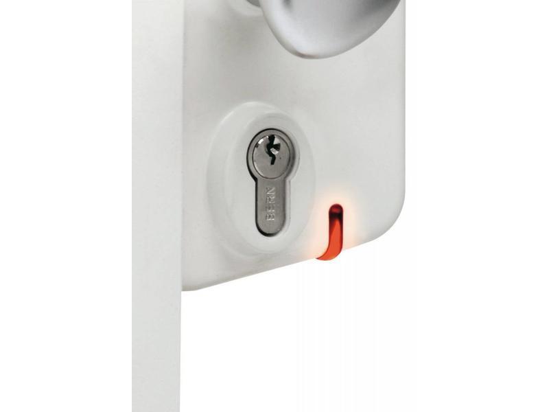 LEKQ U4 | Elektrisch slot - rond profiel