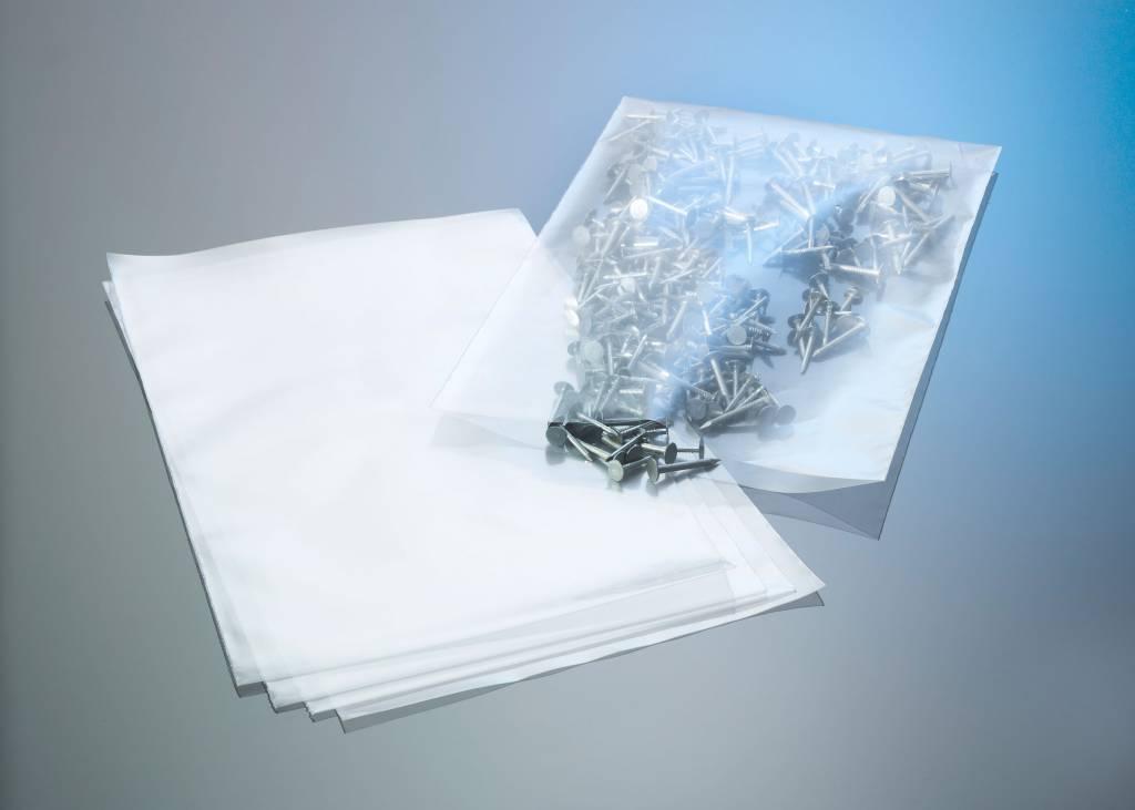 Flachbeutel aus LDPE transparent