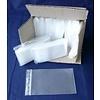 LDPE-Druckverschlußbeutel, Format: 280 x 400 mm (B x H bis zum Verschluß), 50 my Stärke, transparent, unbedruckt
