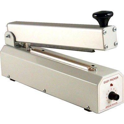 Folienschweißgerät ES 400 T, 395 mm Schweißnahtlänge, ca. 0,5 mm Schweißnahtbreite, Trenndrahtausführung