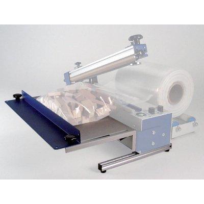 Auflagetischverlängerung passend für TS-601-Folienschweißgeräte, Beutel bis 450 mm