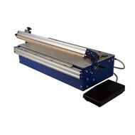 Folienschweißgerät TM 400 D mit 420 mm Schweißnahtlänge, beidseitig beheizt (1 VE = 1 Gerät)
