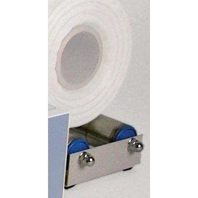Folienabroller 800 mm breit für eine Folienrolle