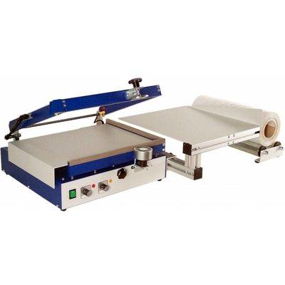 Tisch-Winkelschweißgerät TW 330/401H, mit Haltemagnet, 400 x 330 mm Schweißnahtlänge