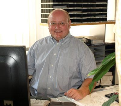 Stefan Kunz, Geschäftsführer