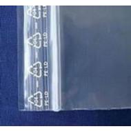 Druckverschlußbeutel, 35 x 55 mm, 50 my, transparent, unbedruckt (1 VE = 1.000 St.)