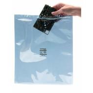 Metallisierte transparente Abschirmbeutel als Druckverschlußbeutel, 76 x 127 mm, 76 my, (1 VE = 1.000 St.)