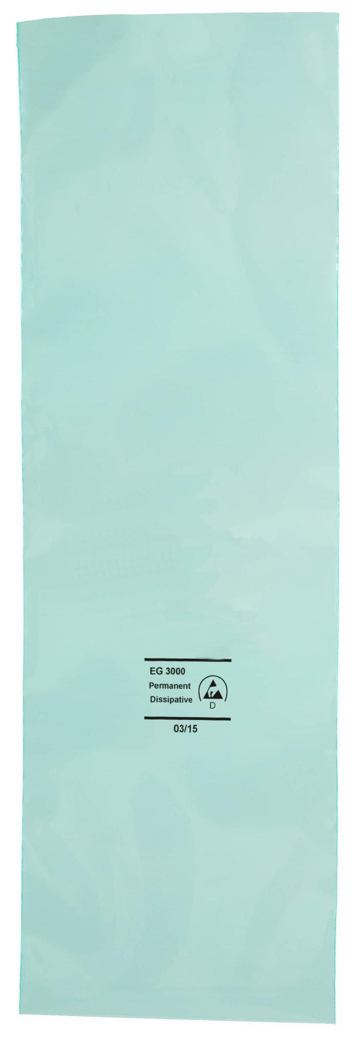 grün Antistatik Flachbeutel