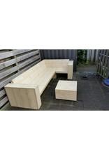 Hoekbank 210x210/340