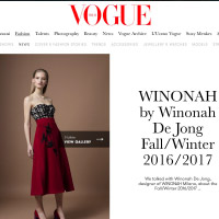 Winonah press Vogue online Feb 2016