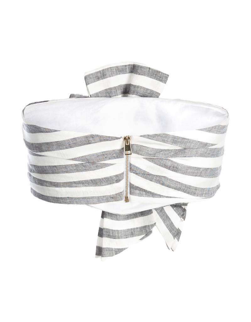 Striped BandeauTop