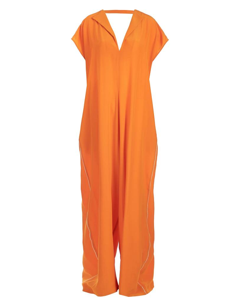 Orange Jumpsuit