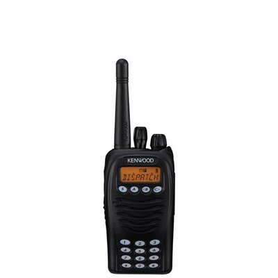 Kenwood TK-3170E3 professionele UHF portofoon incl. menupad