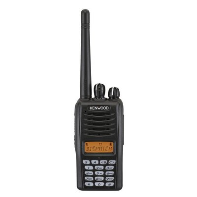 Kenwood NX-220E professionele digitale VHF portofoon met volledige toetsenveld