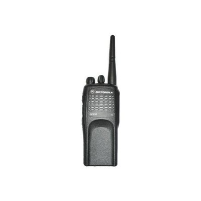 Motorola GP330 professionele portofoon (VHF/UHF) 4 kanalen