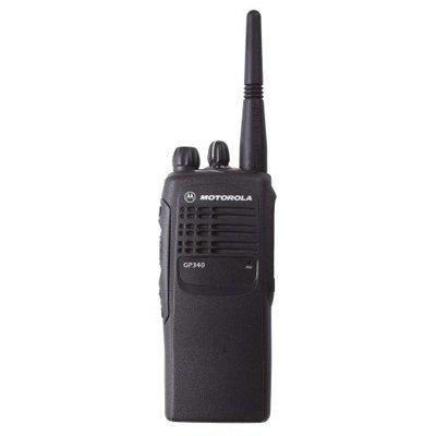 Motorola GP340 professionele portofoon (VHF/UHF) 16 kanalen