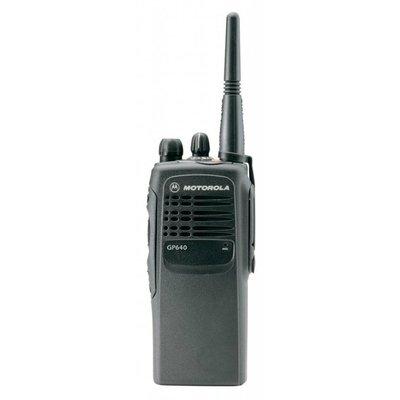Motorola GP640 professionele portofoon (UHF) MPT1327 trunked