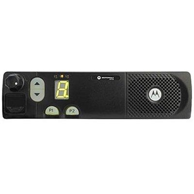 Motorola CM140 professionele 8-kanaals mobilofoon (VHF/UHF)