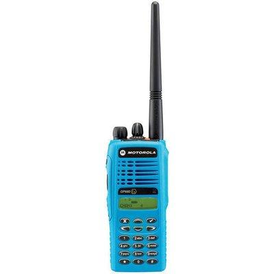 Motorola GP680 EX professionele explosieveilige ATEX MPT1327 (UHF) trunking portofoon