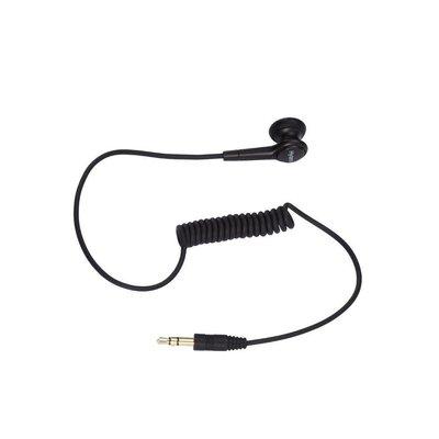 Hytera ES-01 portofoonoortje model Earbud met 3.5 mm plug