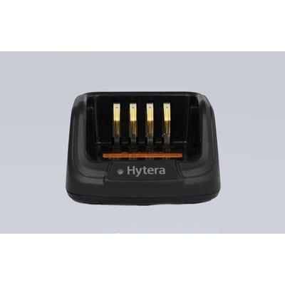 Hytera CH10A07 - voedingsbakje model snellader voor Li-Ion en NiMH batterijen