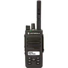 Motorola DP2600 digitale portofoon VHF - UHF