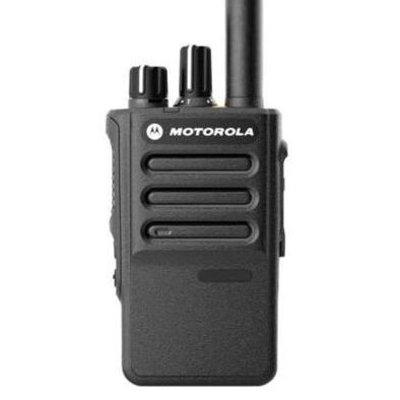 Motorola DP3441 digitale portofoon DMR MOTOTRBO compact uitgevoerd VHF - UHF