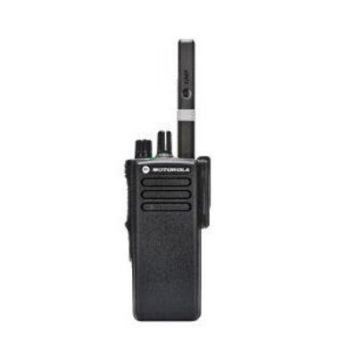 Motorola DP4401E digitale portofoon DMR MOTOTRBO GPS VHF - UHF
