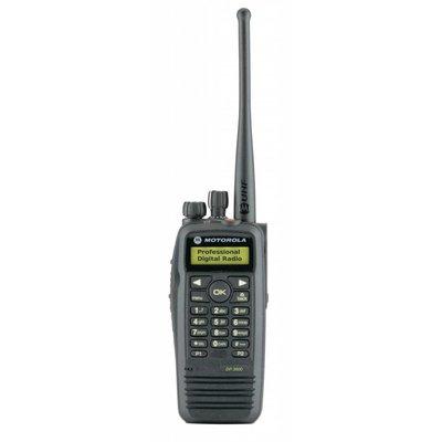 Motorola DP3600 MOTOTRBO uitgebreide professionele digitale portofoon VHF - UHF