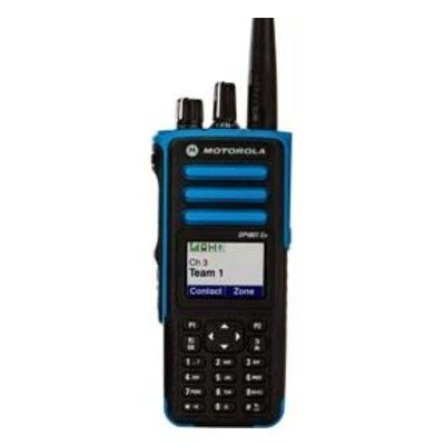 Motorola DP4801 EX digitale portofoon DMR MOTOTRBO ATEX GPS