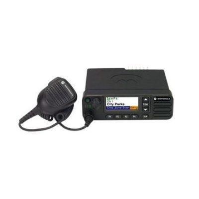 Motorola DM4601 digitale mobilofoon DMR MOTOTRBO met GPS en Bluetooth VHF- UHF
