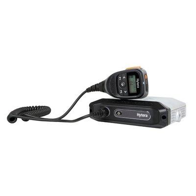 Hytera MD655G digitale mobilofoon DMR met GPS functies VHF - UHF