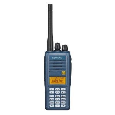 Kenwood NX-330EXE UHF digitale portofoon NXDN NEXEDGE Explosieveilig