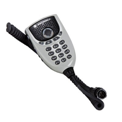 Motorola RMN5127- IMPRES Keypad Microfoon with 4-way navigation