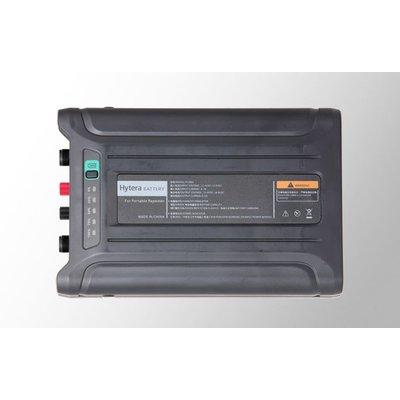 Hytera PV3001 Batterijmanagement systeem in combinatie met 10 Ah Li-Ion batterij