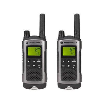 Motorola TLKR T80 walkie-talkie set (duopack)
